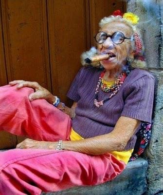 Granny Cigar